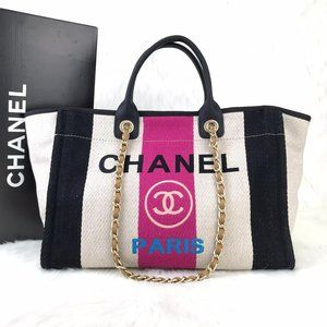 Chanel Large Shopping bag 40x30cm  Brand New